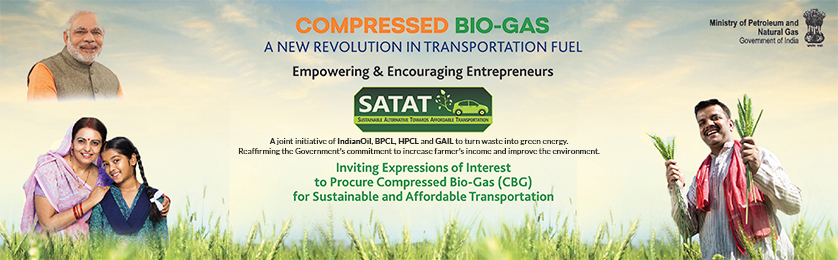 Compressed Bio Gas