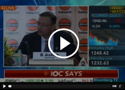 Bloomberg TV: IndianOil 2015-16 Q3 Results