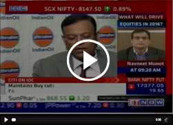 ET NOW: IndianOil 2015-16 Q2 Results