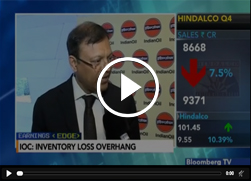 Bloomberg TV about Corporation's performance