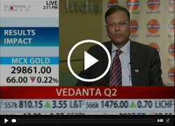 Mr. B. Ashok, Chairman, IndianOil talk about rise in Q2 earnings on NDTV Profit