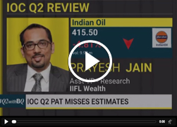 IndianOil Q2 Results review by Bloomberg Quint