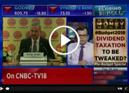 Mr. Sanjiv Singh, Chairman, IndianOil speaks to CNBC TV18 during the Q3 results